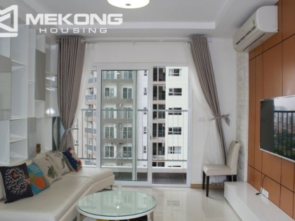 2 bedrooms apartment for rent in C Tower - Golden Palace Hanoi