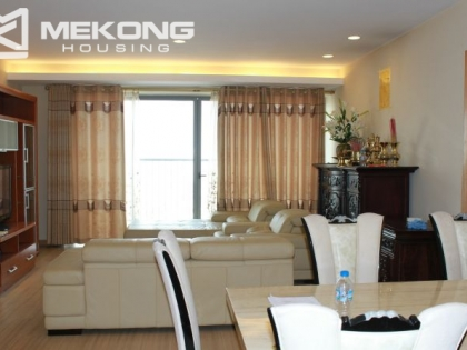 2 bedrooms apartment for rent in Skycity Tower 88 Lang Ha Street Hanoi.