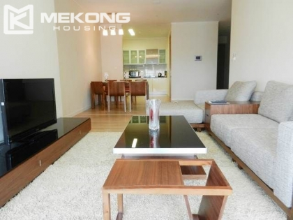 3 bedrooms apartment with full furnished for rent in Keangnam tower