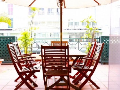 Luxury apartment for rent in Mayfair Hotel & Apartment, Hanoi