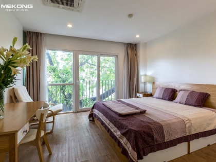 Nice apartment for rent in Hai Ba Trung district with 2 bedrooms