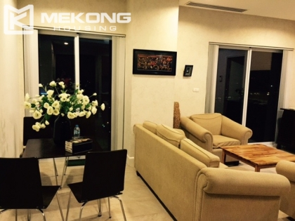 Rental nice apartment in Golden Palace, Hanoi with 2 bedrooms