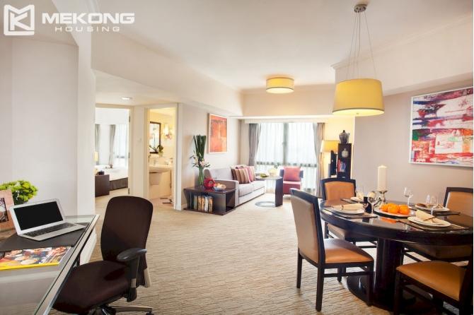 . Somerset WestLake Hanoi Apartments for rent