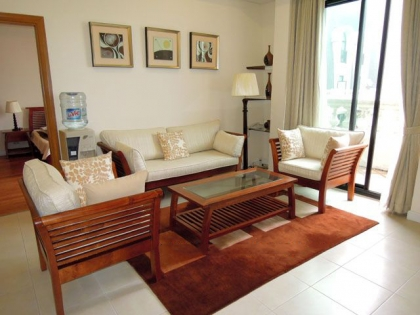 Well furnished apartment for lease in Pacific Place Hanoi