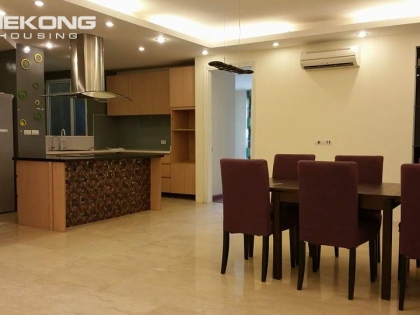 Apartment for rent in P tower Ciputra Hanoi with 4 bedrooms