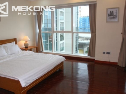 Beautiful Apartment for rent in L1 tower Ciputra Hanoi with 3 bedrooms