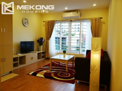 Beautiful serviced apartment for lease in Cau Giay district