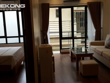 Brand new serviced apartment for rent in Hoang Quoc Viet, Cau Giay district, Hanoi