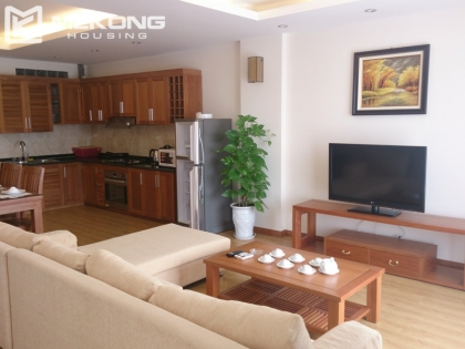 Cau Giay 2 bedrooms serviced Apartments for Rent.