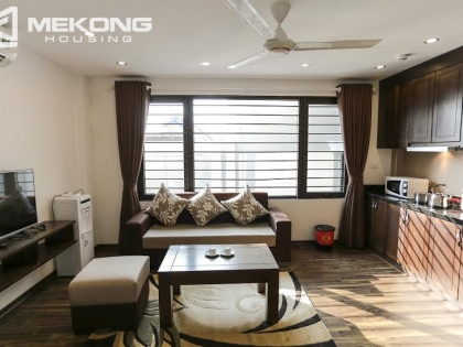 Charming  serviced partment for rent in  Cau Giay district, Hanoi.