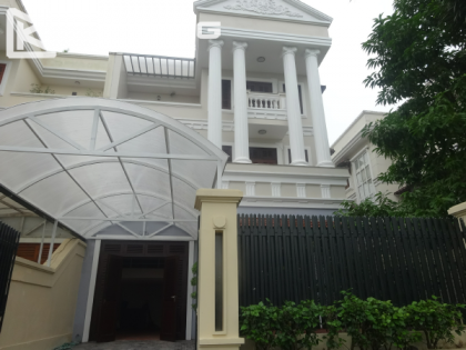 Ciputra Hanoi  has nice villa for rent with 5 bedrooms