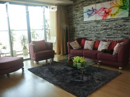 Cozy apartment for rent in Sky City, Lang Ha street
