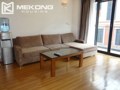 Fully furnished serviced apartment for rent in Hoan Kiem district, Hanoi.