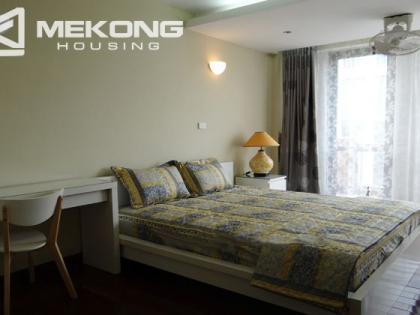 Fully furnished serviced apartment for rent in Hoan Kiem