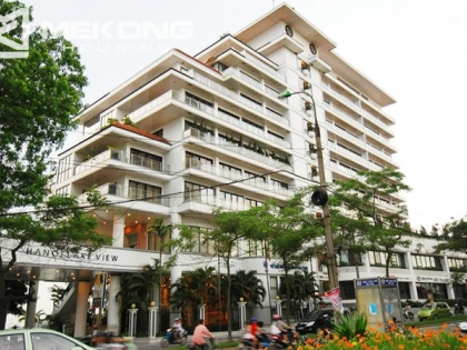 Hanoi Lake View Apartments for rent