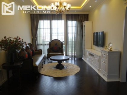 Hoan Kiem, Hanoi – Beautiful apartment with 2 bedrooms for rent.