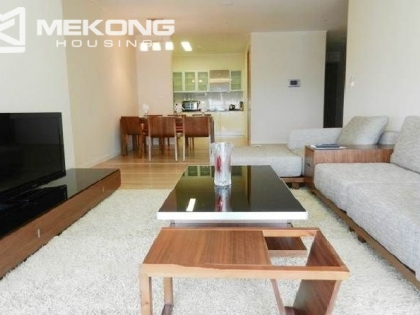 Keangnam apartment for rent, 3BR,  Nicely furnished.