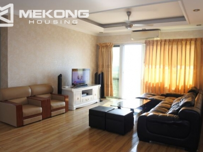 Lovely apartment in Ciputra Hanoi, E1 tower with nice view and 3 bedrooms