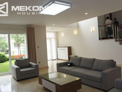 Luxury villa for rent in Q area Ciputra Hanoi with 7 bedrooms