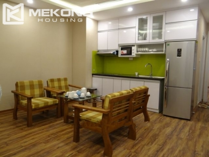 New serviced apartment with a cozy bedroom in Hoan Kiem district