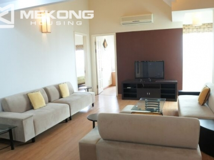 Nice penthouse for rent in E1 tower Ciputra Hanoi with 4 bedrooms
