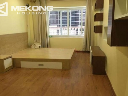 Nice serviced apartment for rent in Ly Nam De street, Hoan Kiem district, Hanoi.