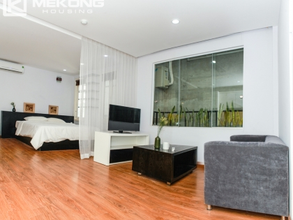 Nice studio apartment for rent in Trung Kinh, Cau Giay district