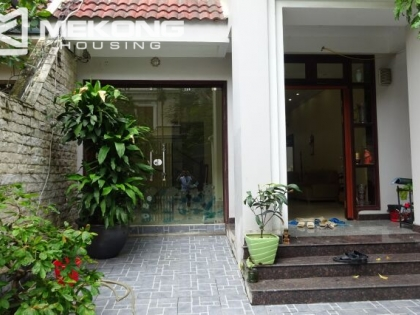 Nice villa for rent in Ciputra Hanoi with 4 bedrooms and 126 sqm
