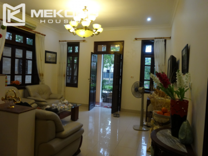 Nice villa for rent with 5 bedrooms in Ciputra Hanoi