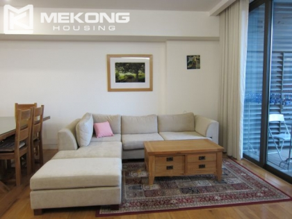 Nicely designed  apartment for rent in Indochina Plaza Hanoi