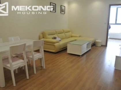 One bedroom apartment for rent in Vinhomes Nguyen Chi Thanh