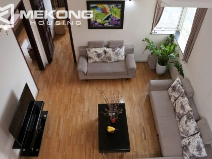 Penthouse for rent in Ciputra with 4 bedrooms, large and beautiful
