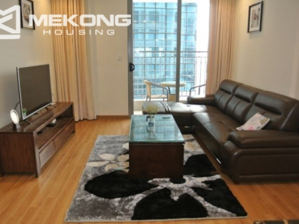 Rental apartment with 2 bedrooms in Vinhomes Nguyen Chi Thanh