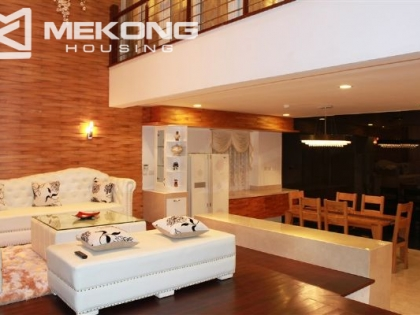 Rental penthouse apartment with 270 sqm  in P building, Ciputra Hanoi