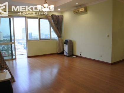 Very beautiful view apartment for rent in Ciputra Hanoi with 3 bedrooms