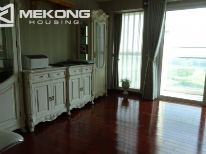 Very luxurious apartment for rent in L tower Cipitra Hanoi with 4 bedrooms