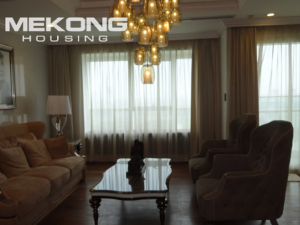 Very luxurious apartment for rent in L tower Ciputra Hanoi with 4 bedrooms