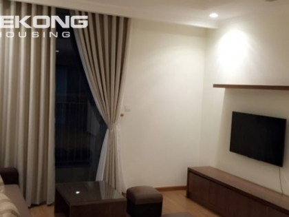 Vinhomes Nguyen Chi Thanh with an apartment for rent has 2bedrooms
