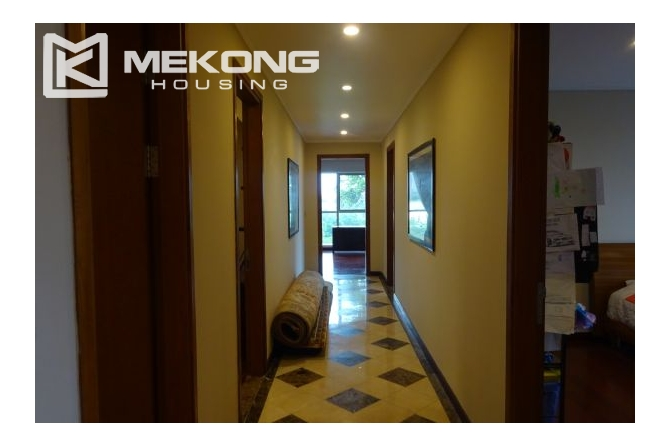 Spacious apartment for rent in L2 Tower Ciputra Hanoi