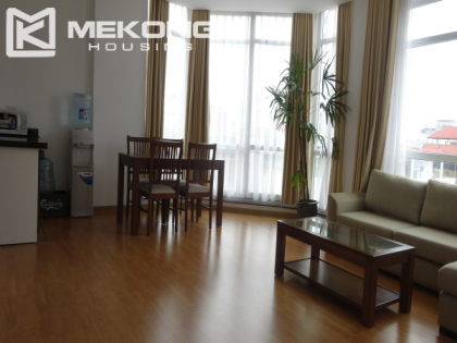 nice service serviced apartment for rent in tay ho hanoi